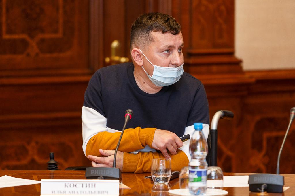 Владимир Уйба: «Социальные проекты общественной организации «Дома жить» помогают бездомным людям вернуть право на потерянные счастье и труд»