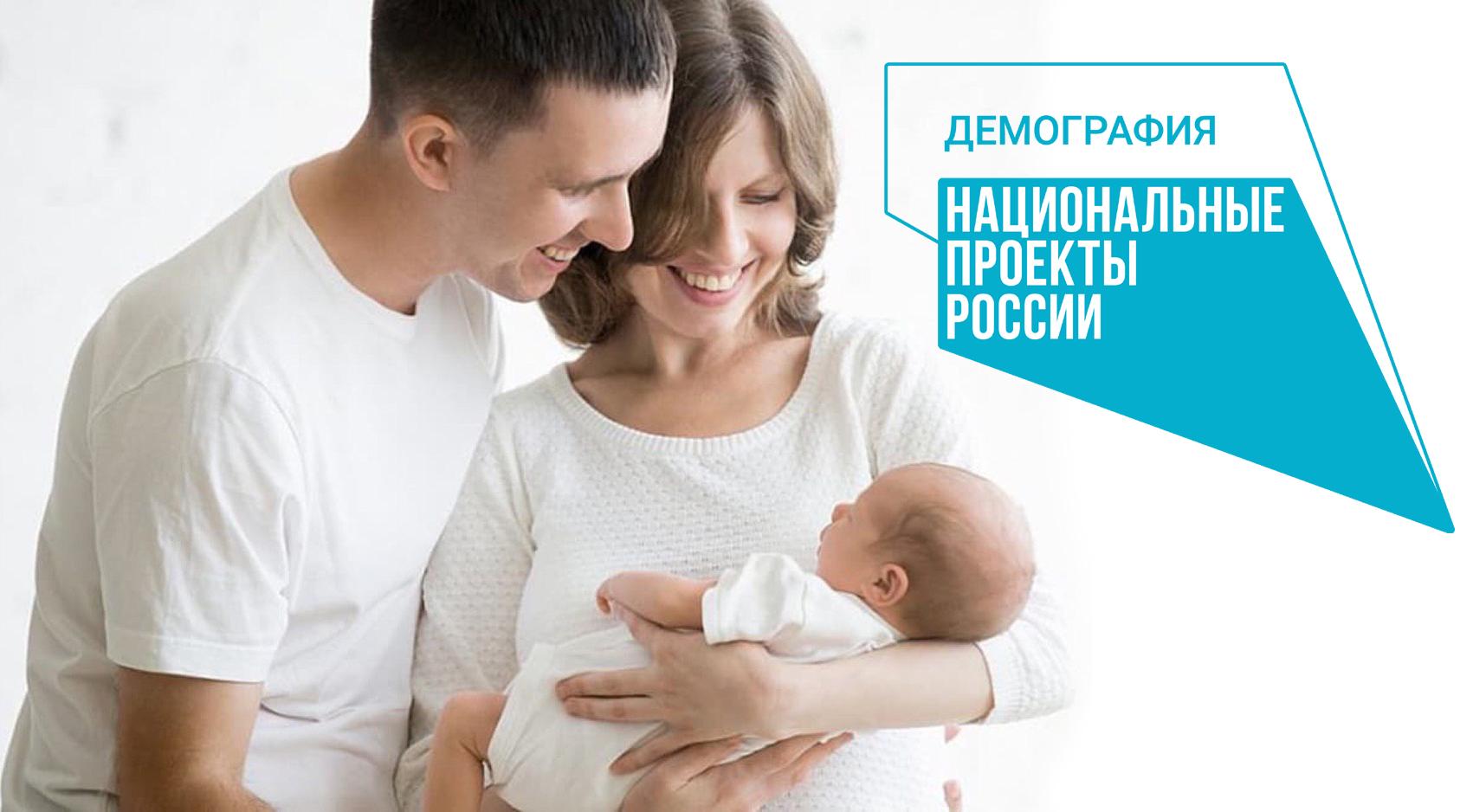 В Коми за 6 месяцев 2021 года ежемесячную выплату при рождении первенца получили 5822 семьи