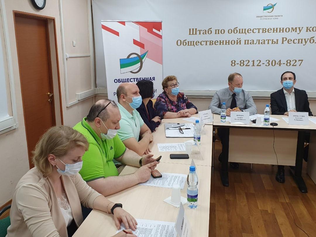 Общественники Коми обеспечат 100–процентное наблюдение за ходом голосования на выборах депутатов Госдумы 17–19 сентября