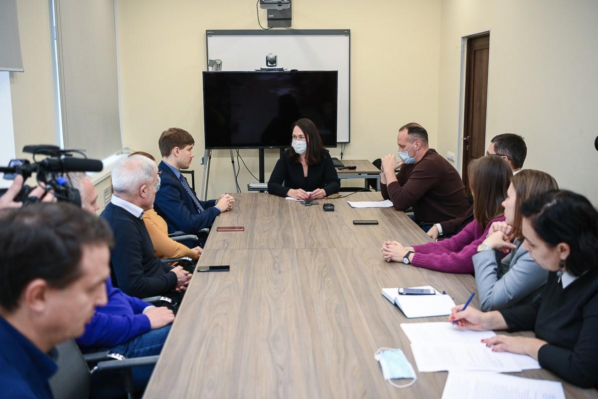В Министерстве экономического развития и промышленности Коми с предпринимателями обсудили меры поддержки бизнеса
